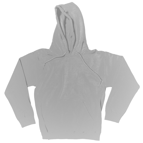Perry Lightweight Blend Adult Hooded Sweatshirt